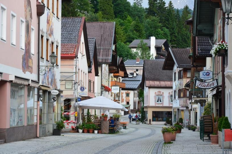 Ludwigstrasse, Garmisch-Partenkirchen