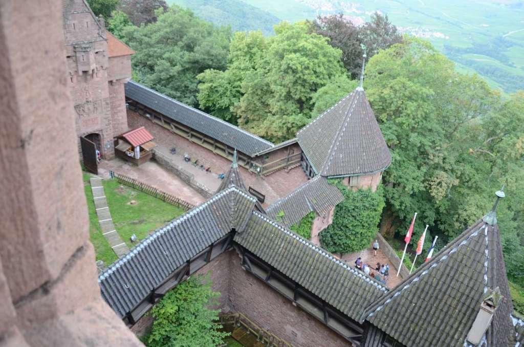 Cetatea Haut-Koenigsbourg