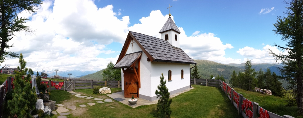 Capela Indragostitilor din Katschberg