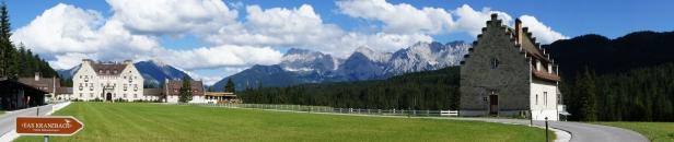 Das Kranzbach, Bavaria