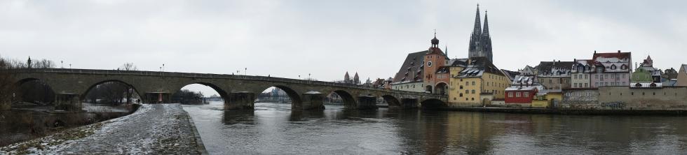 Regensburg, Iarna