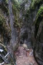 In Canionul Sapte Scari