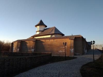 Manastirea Turnu Prahova